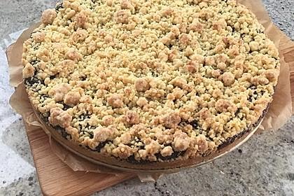 Schneller Mohnkuchen mit Streuseln 2