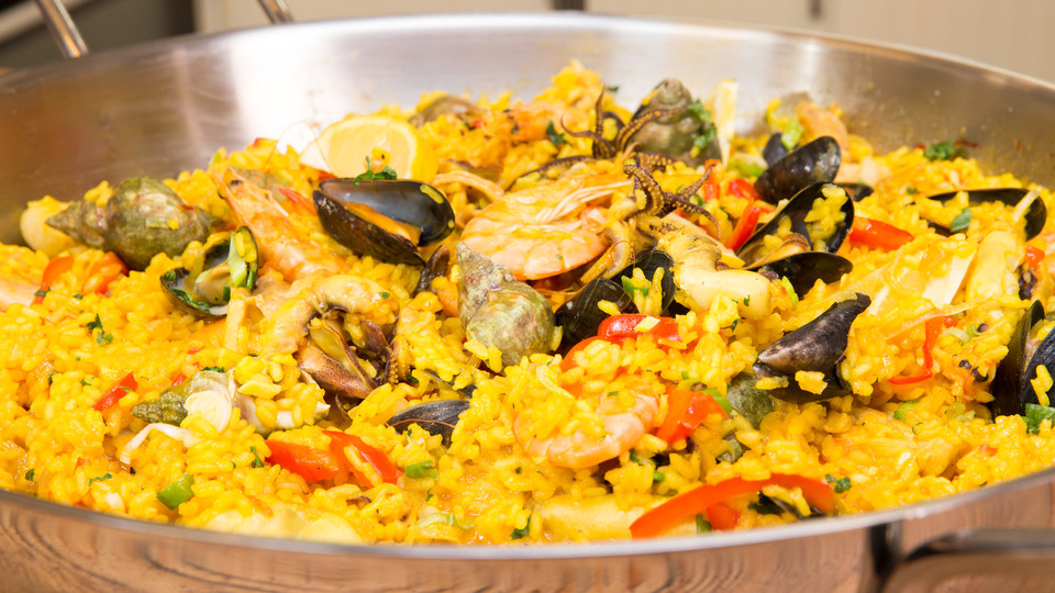 Spanisch Paella Rezepte
