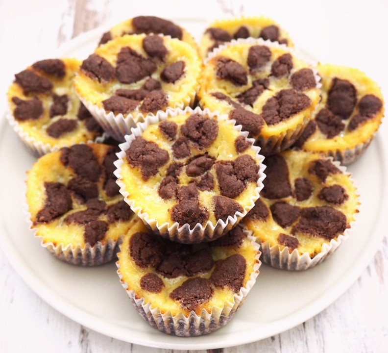 vegane zupfkuchen muffins rezept mit bild von taste this. Black Bedroom Furniture Sets. Home Design Ideas