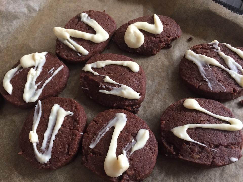 Rezept fur kakao kekse