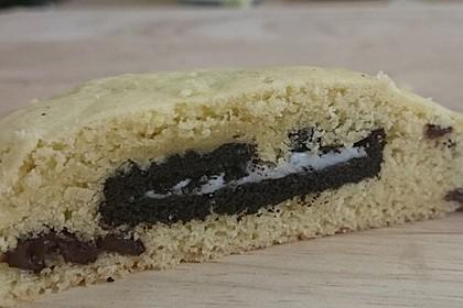 Oreo Chocolate Chip Cookies 1