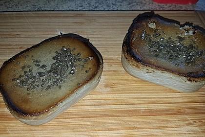 Lakritzzauber mit Käse-Quark