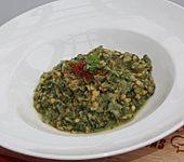 Rote Linsen-Möhren-Suppe (Bild)