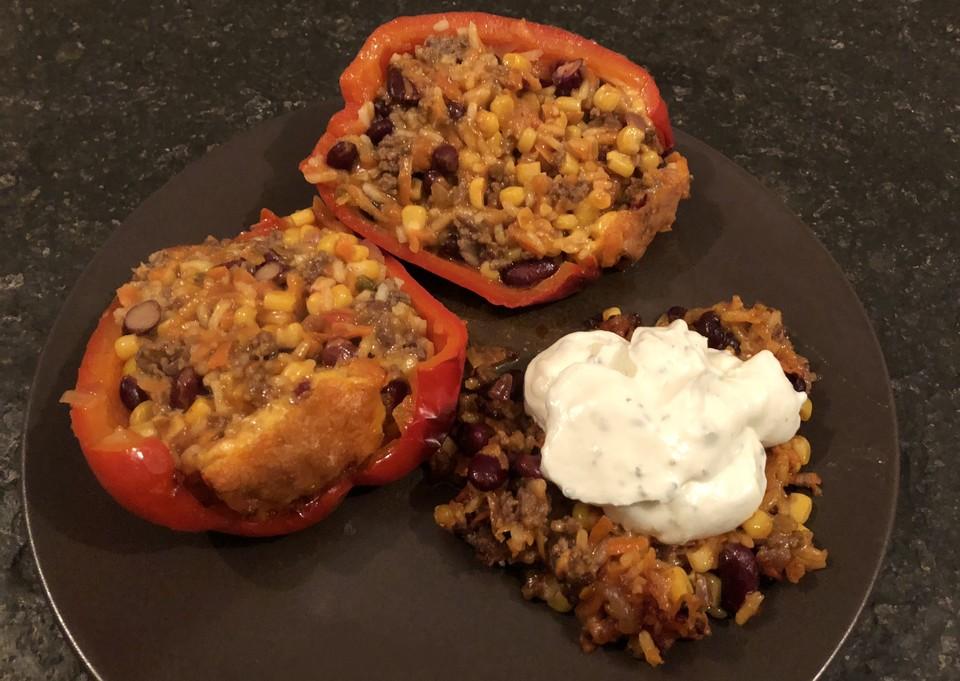 Chefkoch rezepte gefullte paprika