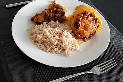 Gefüllte Paprika – Mexican Style 12