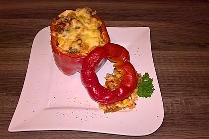 Gefüllte Paprika – Mexican Style 3