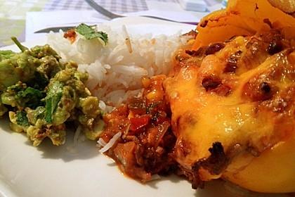 Gefüllte Paprika – Mexican Style 9