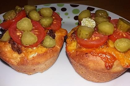 Cheeseburger Muffins 10
