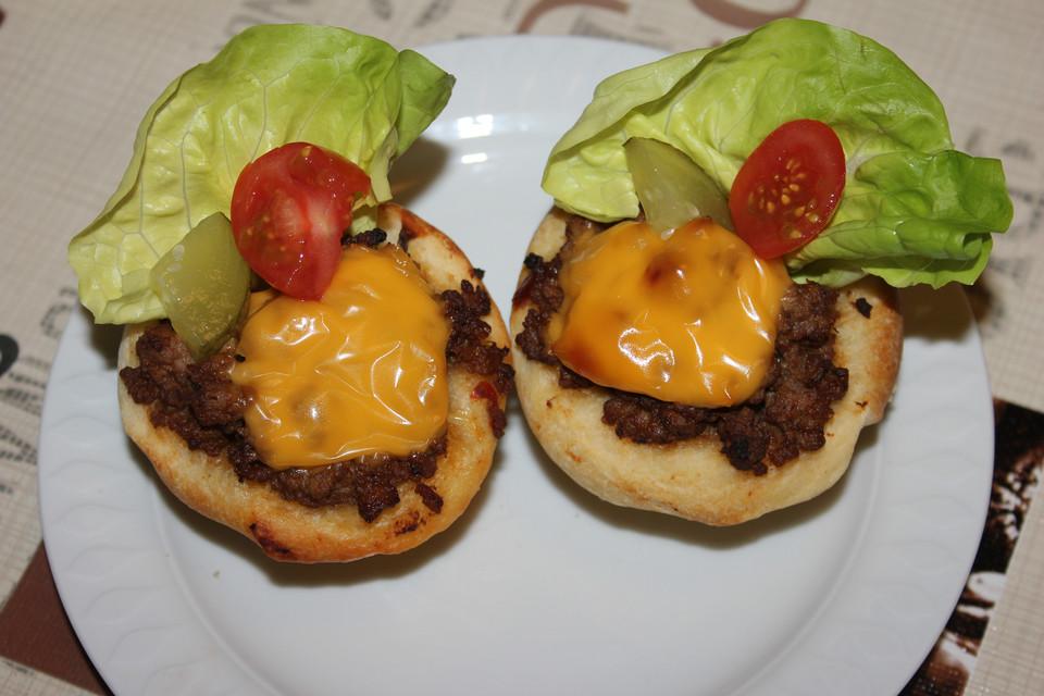 Cheeseburger Muffins (Rezept mit Bild) von Chefkoch-Video | Chefkoch ...