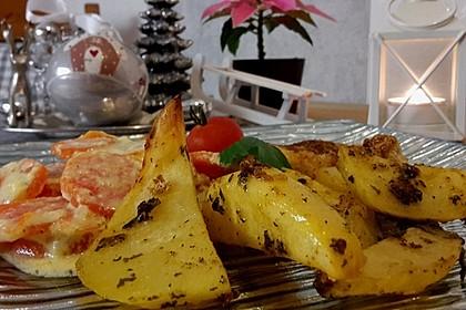 Parmesan-Zitronen-Wedges 2