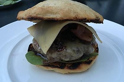 Chefkoch Kirsch-BBQ-Burger 9