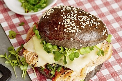 chefkoch pulled teriyaki lachs burger rezept mit bild. Black Bedroom Furniture Sets. Home Design Ideas