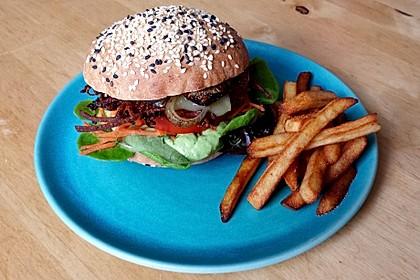 Chefkoch Rievkooche-Burger 1