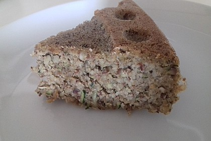 Gesunder Zucchini-Schoko-Kuchen 5