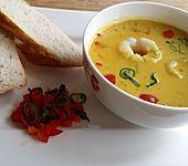 Veganes Litschi-Curry (Bild)