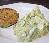 Kartoffel-Gurken-Ragout