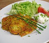 Zucchini-Möhren-Puffer à la Gabi