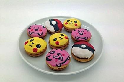 Pokemon kekse