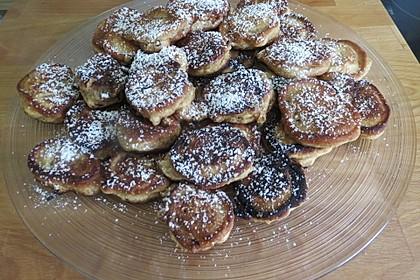 Bananen Mini-Pancakes