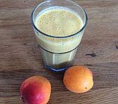 Aprikosen-Mandelmilch-Smoothie