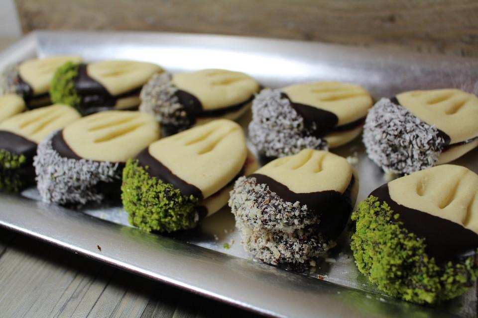 Kekse Mit Marmelade : haselnuss marmelade pl tzchen rezepte ~ Markanthonyermac.com Haus und Dekorationen