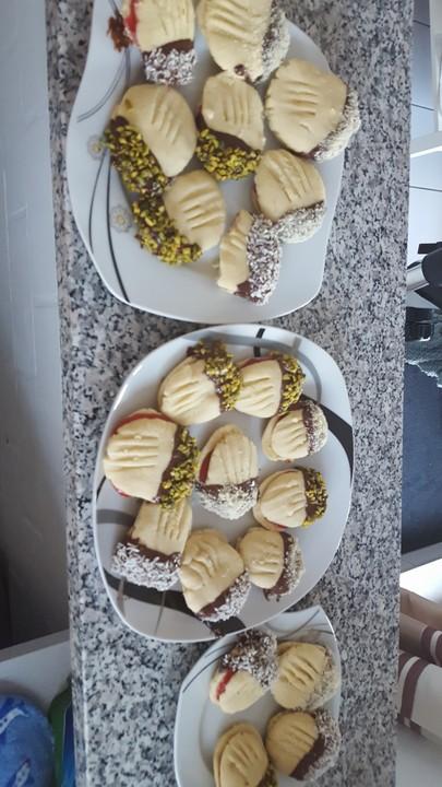 t rkische kekse mit marmelade rezept mit bild von meinerezepte aynur. Black Bedroom Furniture Sets. Home Design Ideas