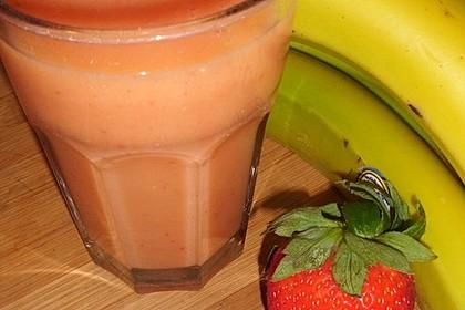 Erdbeer-Bananen-Smoothie 5