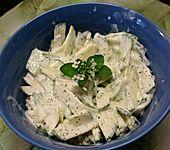 Zucchinisalat à la Klaumix