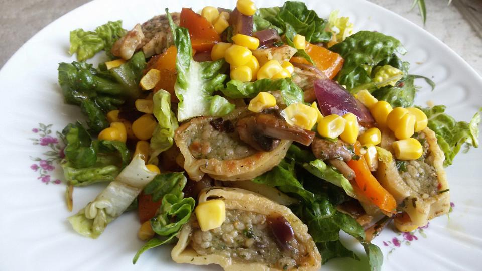 maultaschen salat