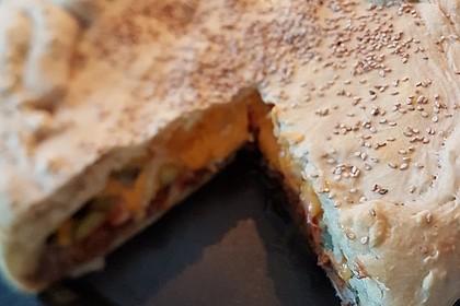 Cheeseburger-Kuchen 78