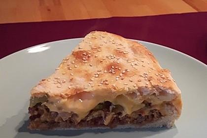 Cheeseburger-Kuchen 8