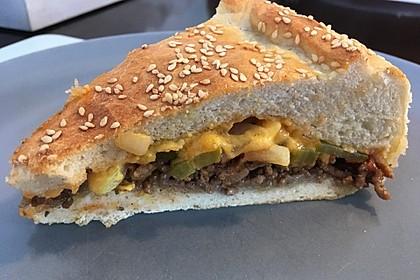Cheeseburger-Kuchen 5