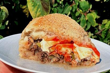 Cheeseburger-Kuchen 9
