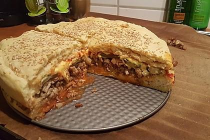 Cheeseburger-Kuchen 7