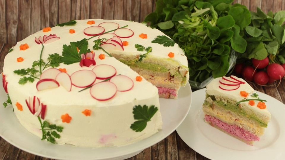 Swedish Cake Buffet