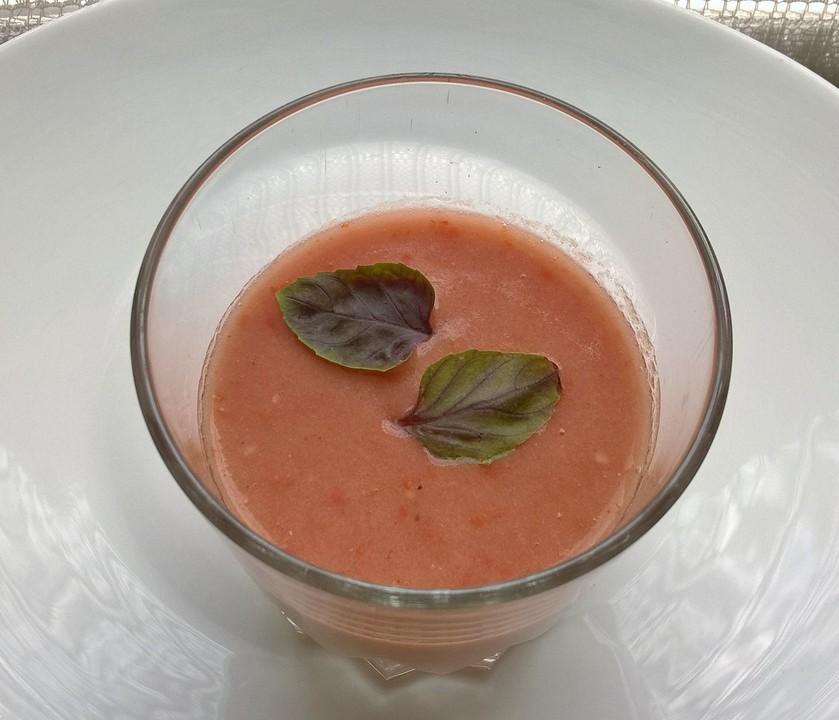 tomaten basilikum smoothie rezept mit bild von mad4cars. Black Bedroom Furniture Sets. Home Design Ideas
