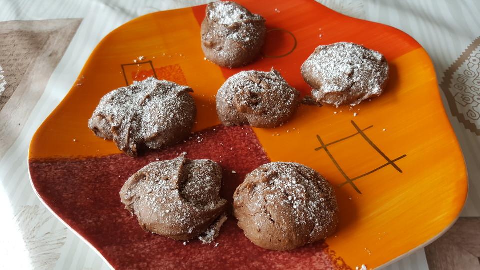 glutenfreie nutella kekse rezept mit bild von feelina81. Black Bedroom Furniture Sets. Home Design Ideas