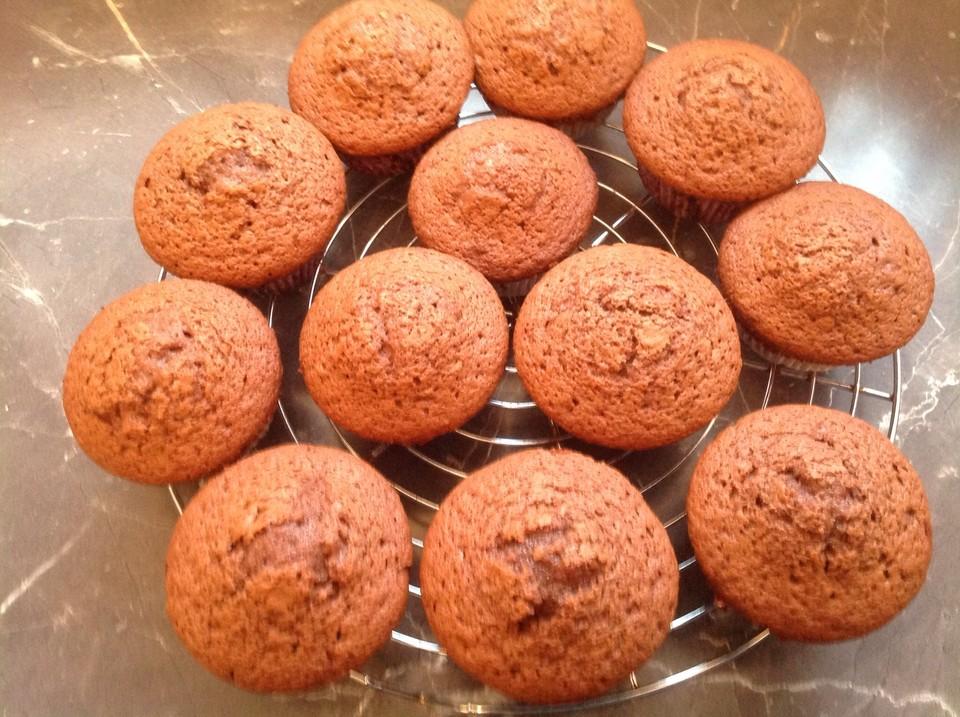 muffins mit saurer sahne