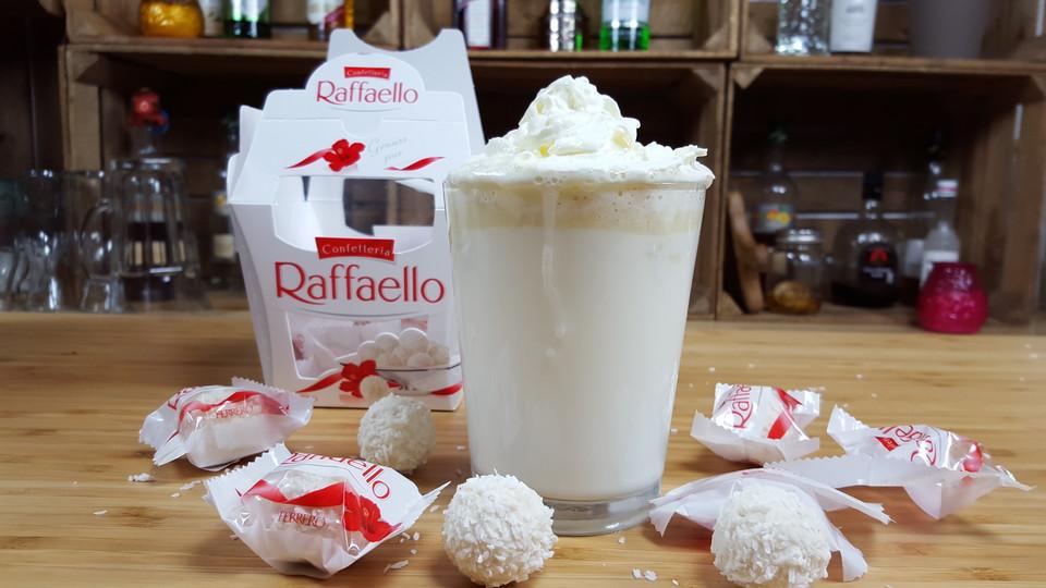 raffaello white hot chocolate von natuerlichlecker. Black Bedroom Furniture Sets. Home Design Ideas