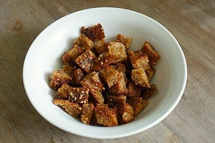 Honig Senf Croutons 2