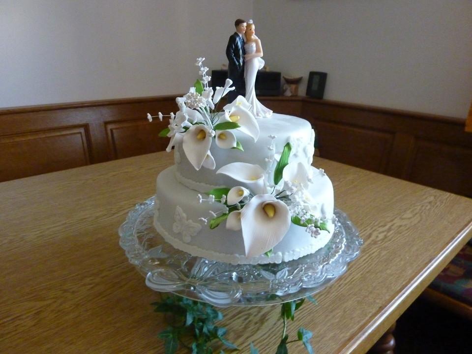 Wedding Cake For