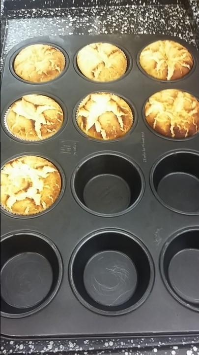 Käsekuchen-Muffins von Christinaerh | Chefkoch.de