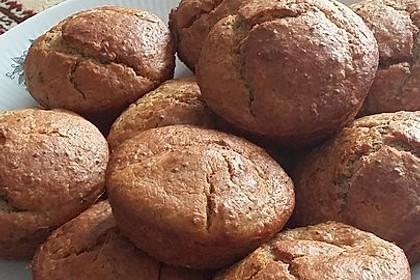 Vegane Zitronen-Chia-Muffins 3