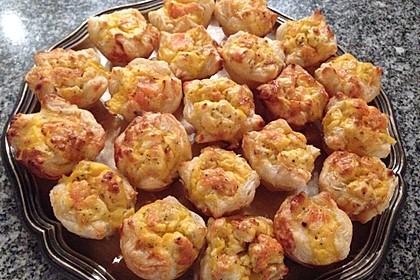 Feta-Lachs-Muffins