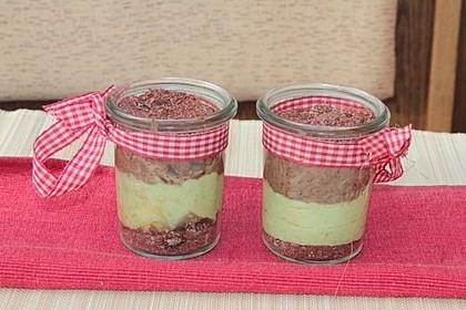 Avocado-Schoko-Creme/Mousse 4