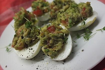 Guacamole Eier 1