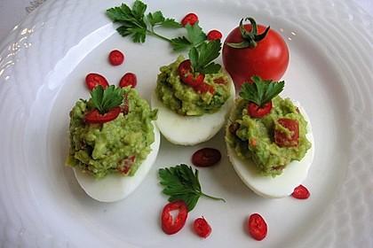 Guacamole Eier 2