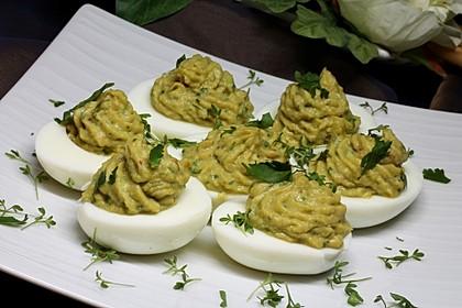 Guacamole Eier 6