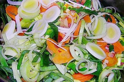 Gemüsesuppe italienische Art 15