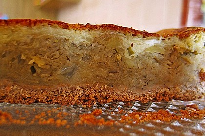Kartoffeltorte mit Äpfeln 3